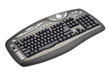 klawiatura Multimedia Scroll Keyboard