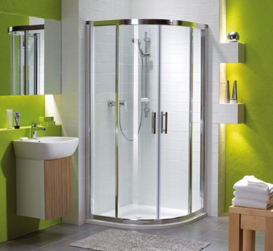 Wystr j azienki zdj cia e azienki Very small bathroom designs with shower only