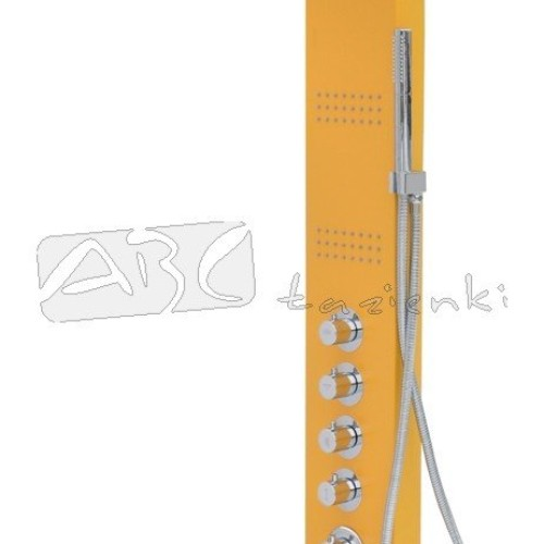 Corsan panel prysznicowy LED A-013